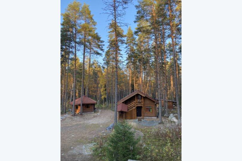 """Гостевой дом """"Pine Land"""", Суоярвская, 65 на 3 комнаты - Фотография 68"""