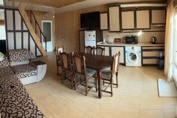 Эллинг двухэтажный под ключ до 8 человек, 120 кв.м. на 6 человек, 3 спальни, Черноморская набережная, 42/6, Феодосия - Фотография 1