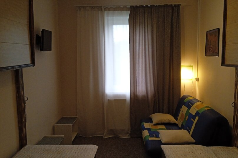 """Отель """"Территория мира"""", Скриплево, 88 на 7 комнат - Фотография 64"""